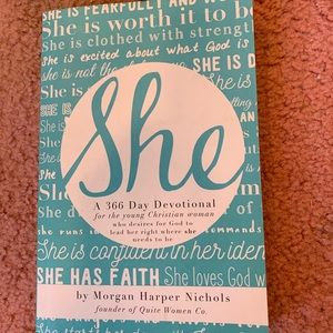 Other - Daily womens devotional